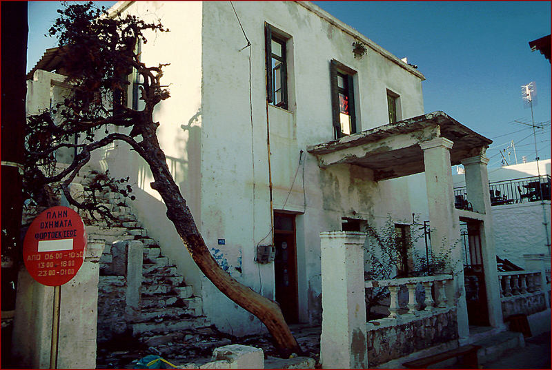 Auf Skyros (Griechenland)