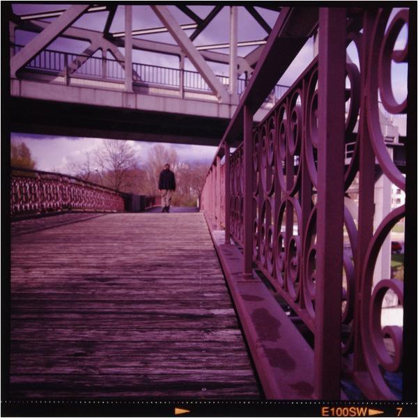 auf und unter der Brücke