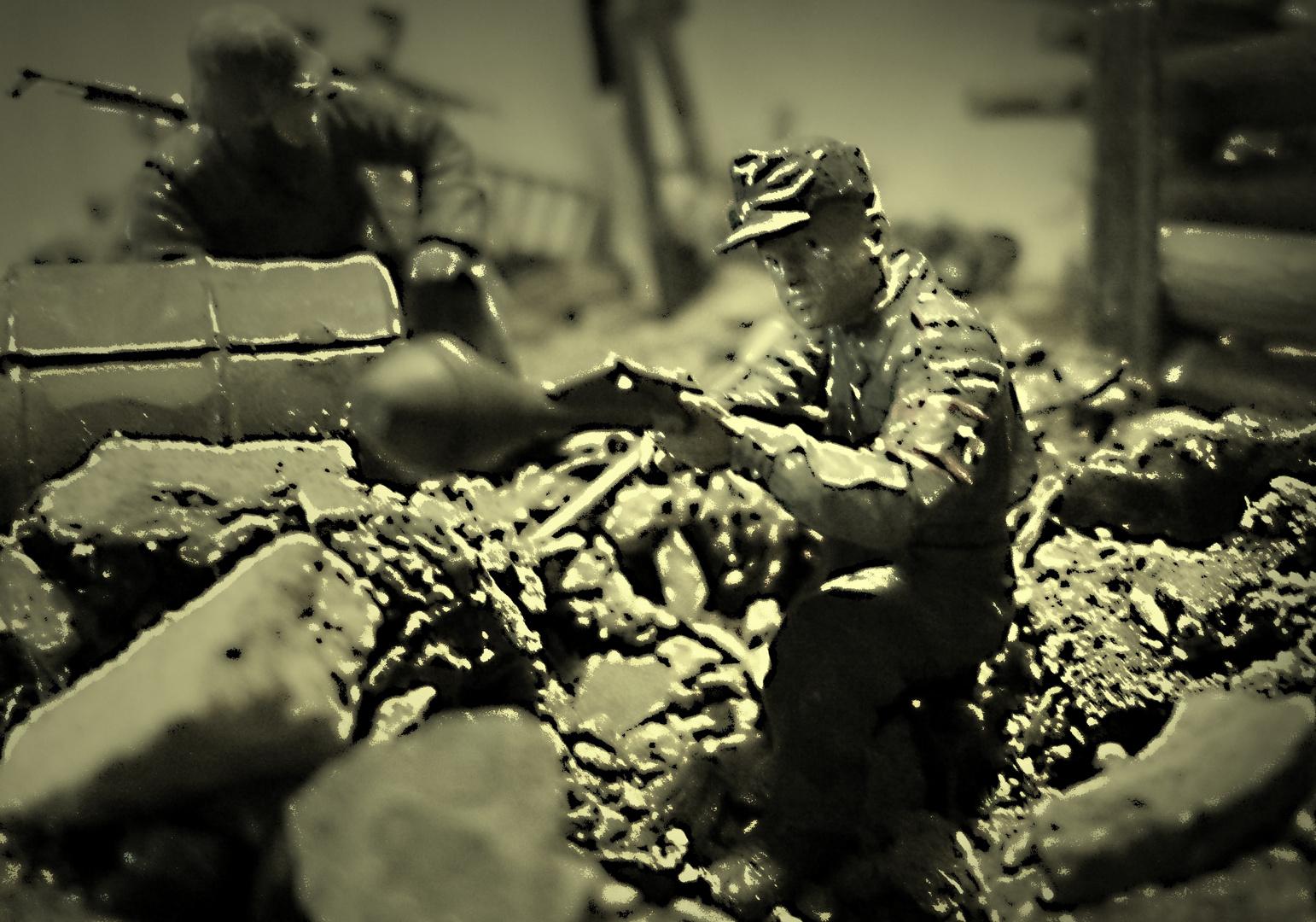 Auf verlorenem Posten - Berlin 1945