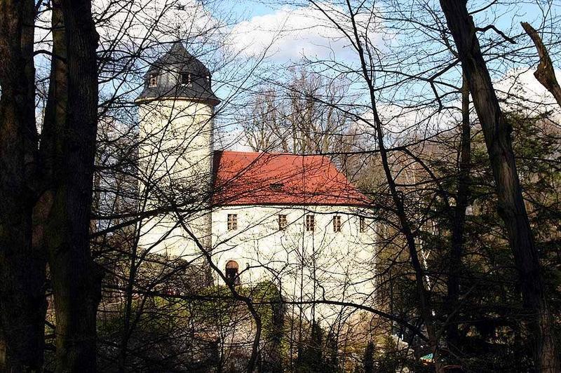 Auf Wiedersehen auf Burg Rabenstein - die Letzte der Serie