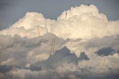 Auf Wolke 7