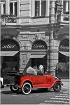 Auf zu Cartier...