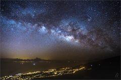 Aufgang der Milchstraße