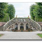 Aufgang zum Gartentheater - Schlossgarten Herrenhausen