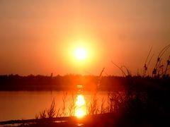 Aufgehene Sonne