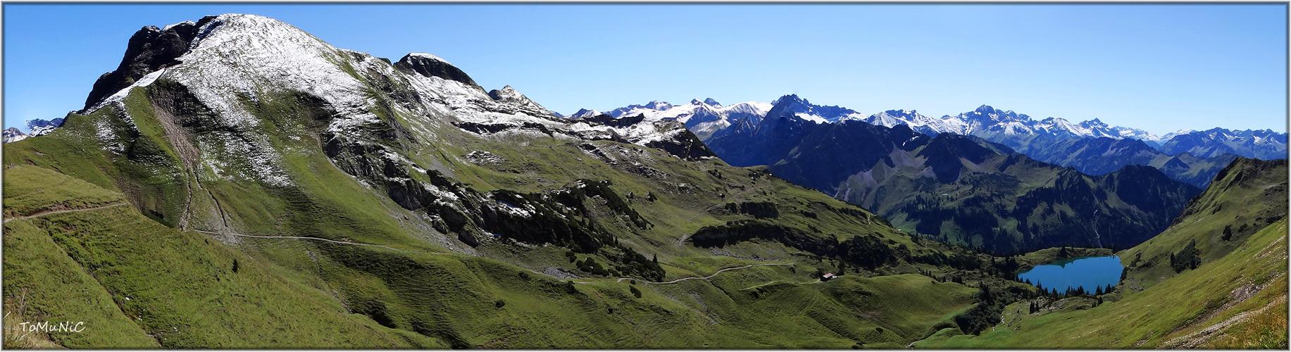 Auf´m Nebelhorn