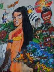 Aufstand der Farben - Yanomani