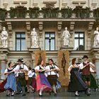 """""""Aufsteirern"""" vor dem Grazer Rathaus!"""