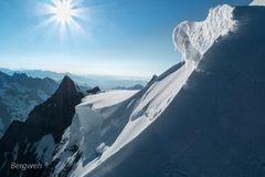 Aufstieg zum Großen Fiescherhorn (4.049 m)