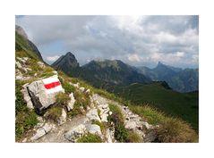 Aufstieg zum Stockhorn.