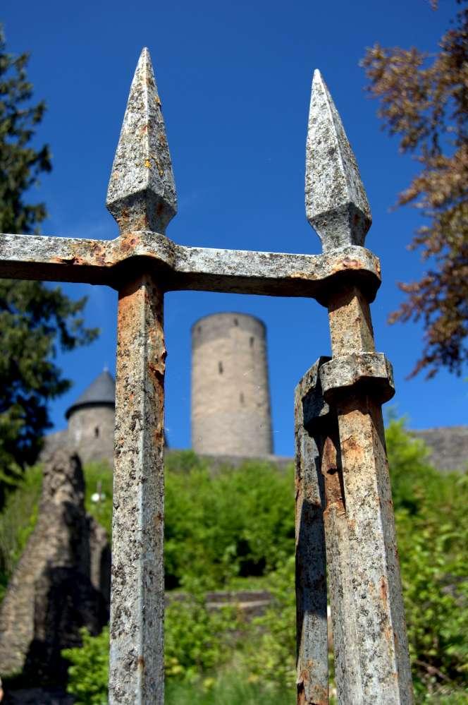 Aufstieg zur Nürburg