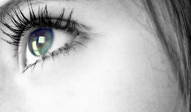 Auge C: