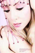 Augen Make up Pink