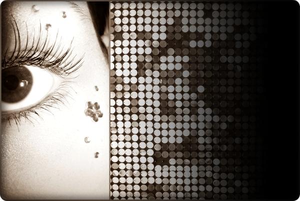 Augen sind die Fenster zur Seele