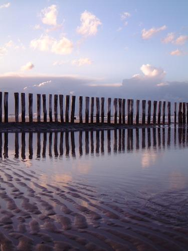 Augenblicke am Strand