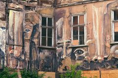 - Augenblicke mitten in Erfurt -