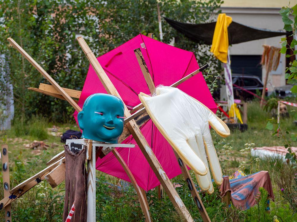 augenstäbchenregenschirmhandschuh
