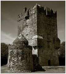 Aughnanure Castle, County Galway