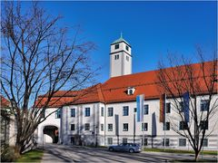 Augsburg - An der Fürstbischöflichen Residenz