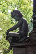 Augsburg Studium im Park