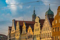 Augsburger Giebel