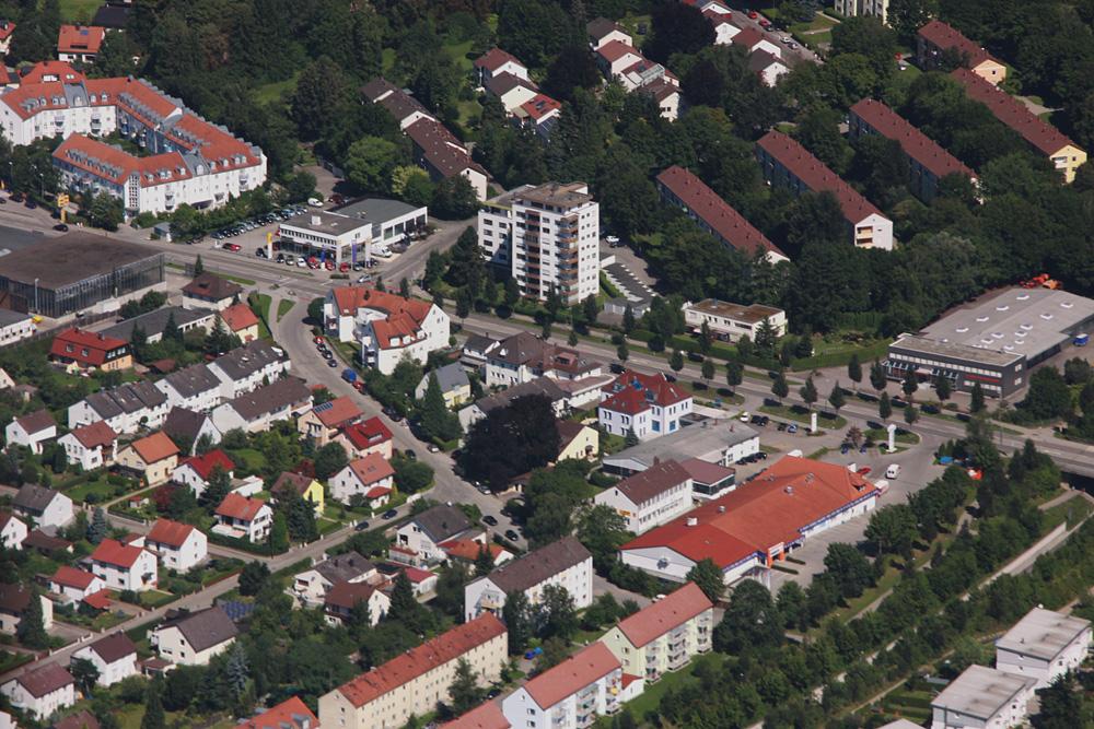 Augsburger Str. daheim :-)