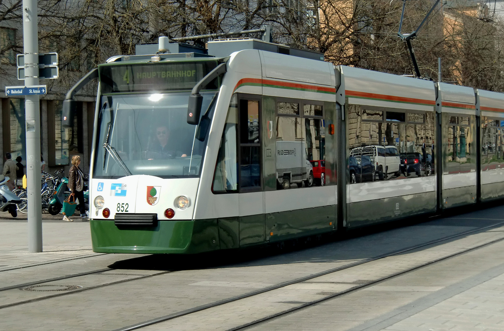Augsburger Straßenbahn