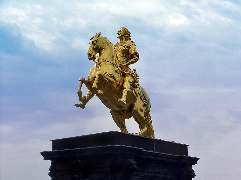 August der Starke von Sachsen 2.