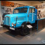 August Horch Museum Zwickau - Horch H 3 A LKW