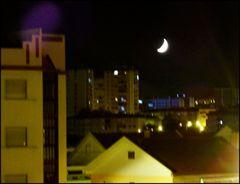 August moonlight