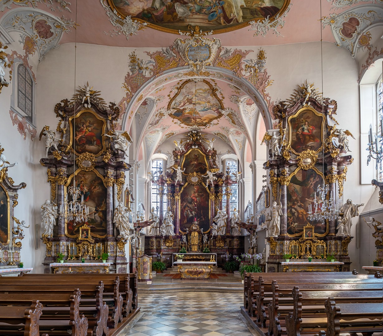 Augustinerkirche St.Michael (Münnerstadt)
