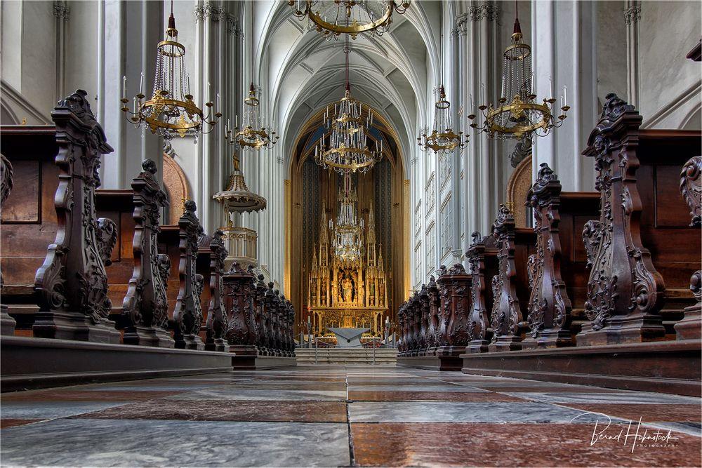 Augustinerkirche zu Wien ....