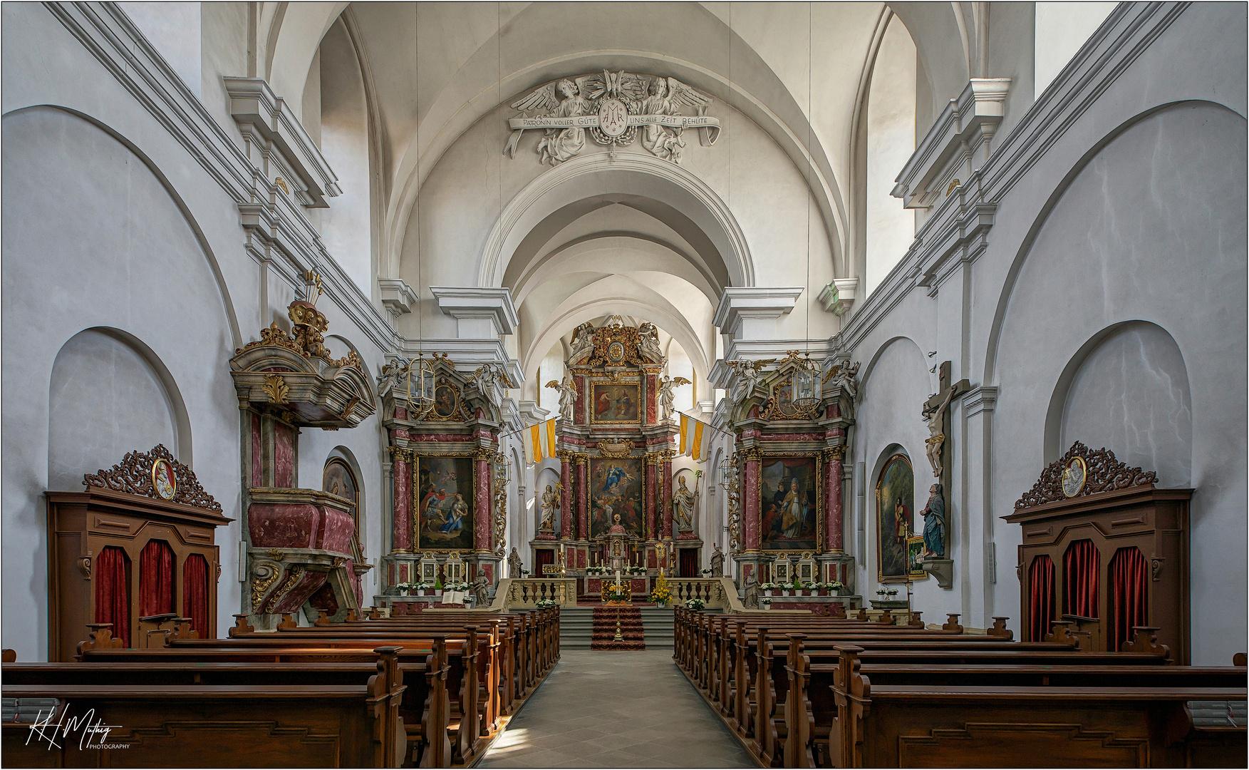 """Augustinerkloster Fährbrück """" Gott zu Gefallen... """""""