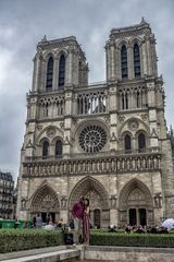 ¡Aujourd'hui tout est Notre-Dame!