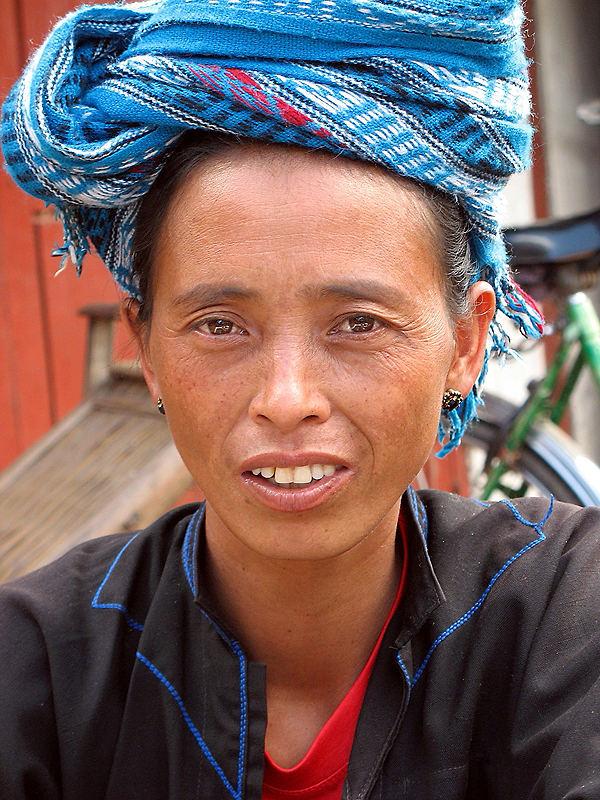 Aungban Markt