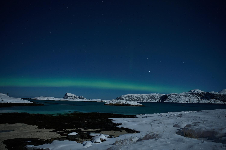 Aurora Borealis - Tromso Norwegen 2