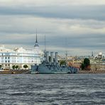 Aurora - Schiff mit Geschichte