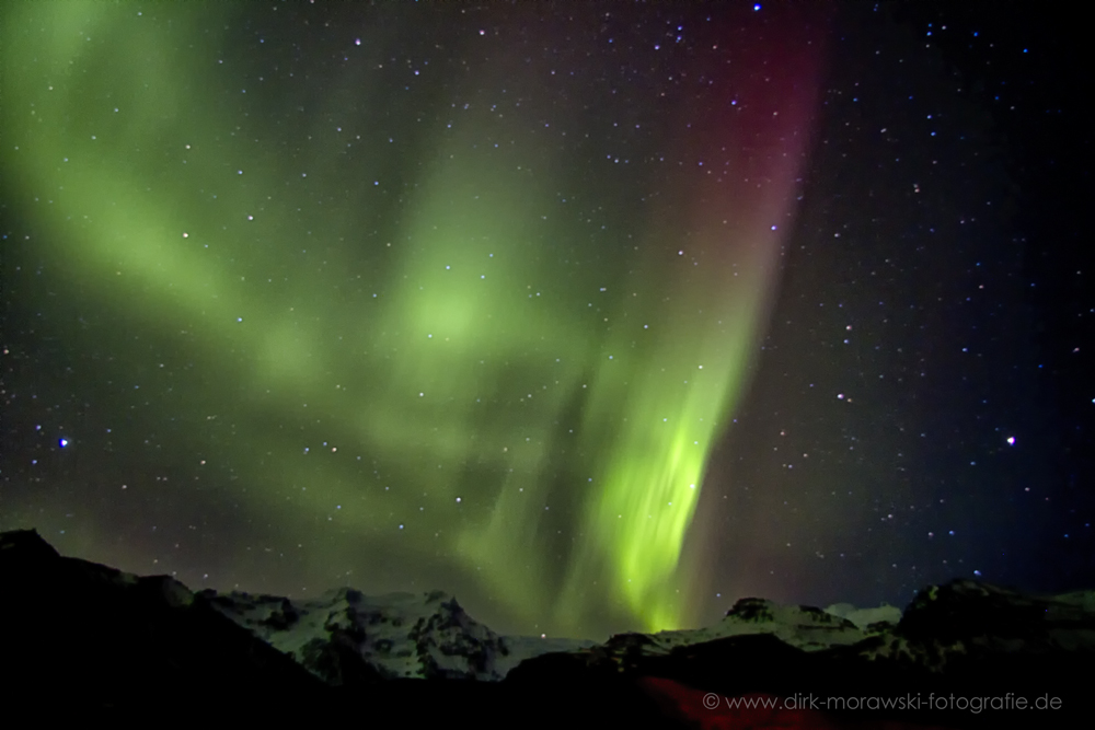 Auroral activity will be moderate