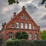 aus Backstein gebaut - Hannover