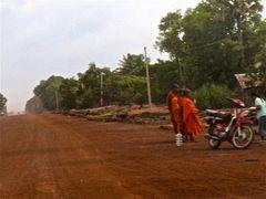 aus dem auto heraus IV, cambodia 2010