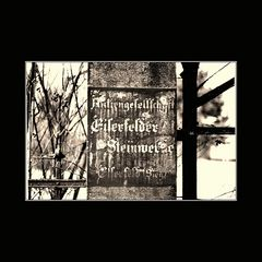 Aus dem Karton - from the old shoebox 8: Steinwerke