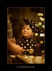 Aus der Weihnachtsbäckerei...