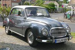 Aus DKW wird Auto Union