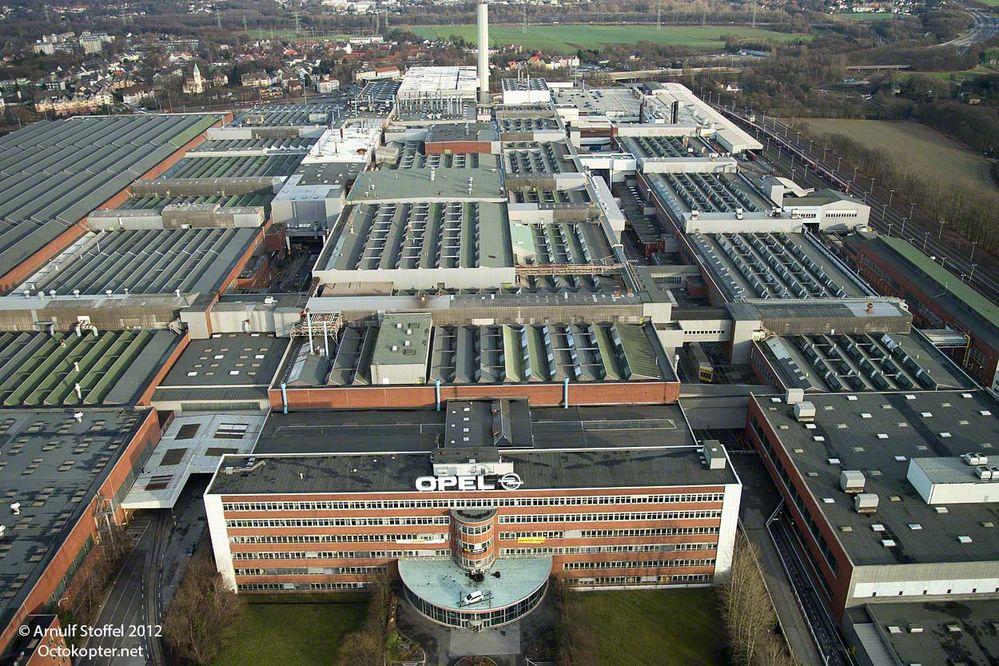 Aus für Opel in Bochum