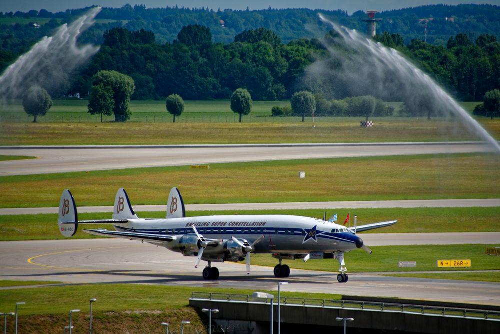 Aus meinem Archiv: München Airport Day 2015 - 5