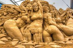 Aus Sand gebaut  #4