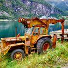 Ausblick auf den Geirangerfjord :-) (HDR)