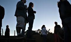 Ausblick Leute Austr-92col +4Fotos