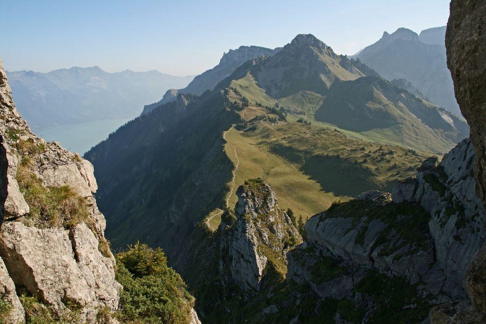 Ausblick Oberberghorn