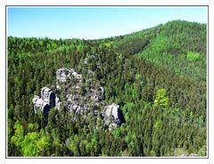 Ausblick vom Berg Oybin (2)